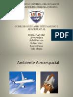 corrosión aeroespacial