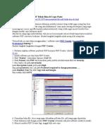 Cara Membuat File PDF Tidak Bisa di Copy Paste.docx