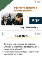 coaching herramienta en la educacion superior