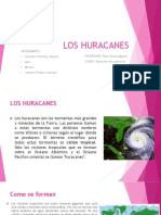 Los huracanes