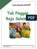 Tali Pinggang Raja Sulaiman