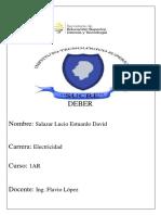 Muestra Deber Infor