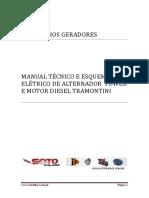 Manual Gerador 20 Kva Com Tramontini