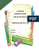 LINUS EXERCISE WRITING C10.pdf