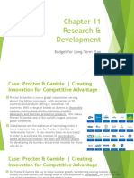 12. Research & Development