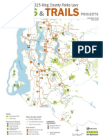 King County Parks Levy Map