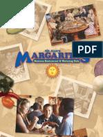 Margaritas Dinner Menu
