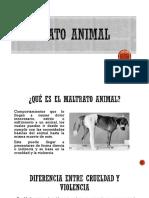 Presentación Maltrato Animal