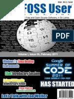 FOSS User Magazine - 2010 Feb