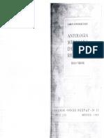 Antología Mexicana de Poesía Religiosa