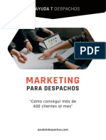 Marketing Para Despachos