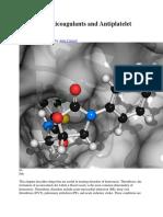 NCLEX Anticoagulants and Antiplatelet Agents