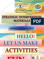 strategic intervention materials for radicals grade 9