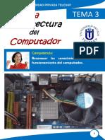 3_La arquitectura del computador.pdf