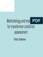 Methodology and Methods for Transformer Condition Assessment