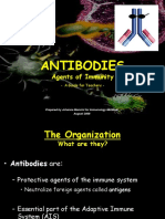 Lesson 5 Teachers Guide - Antibodies