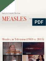 Measles Fact v Fear 2019