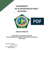 Public Assignment