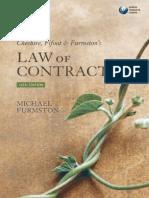 Book - Law of Contract 16 ed - M. P. Furmston.pdf
