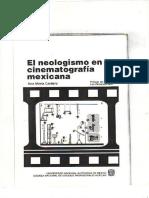 Ana María Cardero_El Neologismo en La Cinematografía Mexicana