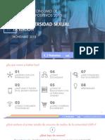 IABMx DiversidadSexual ECMYD 2018 Prensa