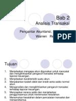 Pengantar Akuntansi Bab 2