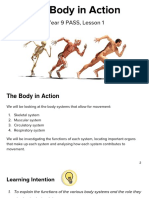 Yr 9 PASS the Body in Action Powerpoint (1)