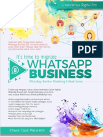 E Book WhatsApp Business 2018 Kampus Umar Usman 1