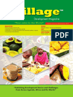 My Village Development Magazine, December 2018