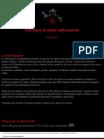 (eBook - ITA - Psicologia Ipnosi e Manipolazione Autori Vari - Telecinesi La Mente Sulla Materia