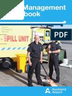Auckland Airport - Spill Management Handbook