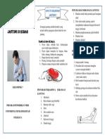 Leaflet Penanganan Serangan Jantung Sikod