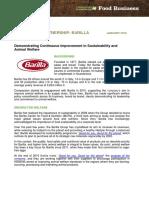 Barilla Case Study