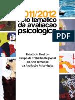 2012-Relatorio Avaliacao Psicologica