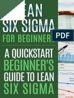 Lean Six Sigma For Beginners - G. Harver.epub