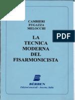 La tecnica moderna del fisarmonicista