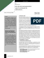 """Diseño y construcción de microaerogenerador """"ar-sf-wp-500"""" para la molienda de mineral a escala de laboratorio"""