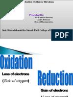 Redox Titration KDB