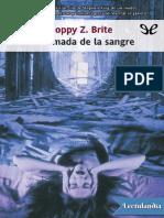 La llamada de la sangre - Poppy Z Brite.pdf