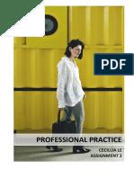 Professional Practice Assignment 2- Cecillia Le