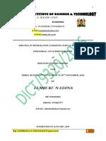 Mukhebi Carolyne Attachment Report