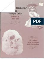 Knitting & Crocheting for Antiquie Dolls Vol. II