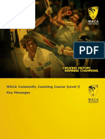 waca community coach participant information