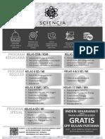 Flyer Design Sciencia 2019 Revised 1