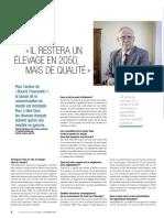 Interview Parmentier Usine Nouvelle Fév 2019