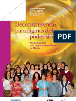 Libro Deconstruyendo Paradigm As Sindicales
