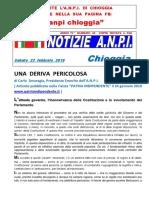 Notiziario ANPI Chioggia n.44