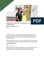 Futebol Feminino em Portugal