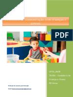 UFCD_9638_Processos de Comunicação Com Crianças e Jovens_índice