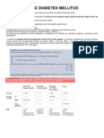 Protocolo de Diabetes Mellitus